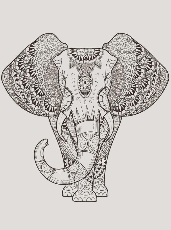 Ausmalbilder Tiere Kostenlos Frisch 30 Kostenlose Ausmalbilder Erwachsene Tiere Ausdrucken Bilder