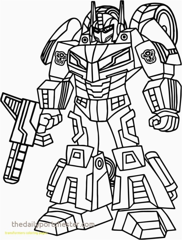 Ausmalbilder Transformers Inspirierend 11 Elegant Transformers Coloring Page Stock