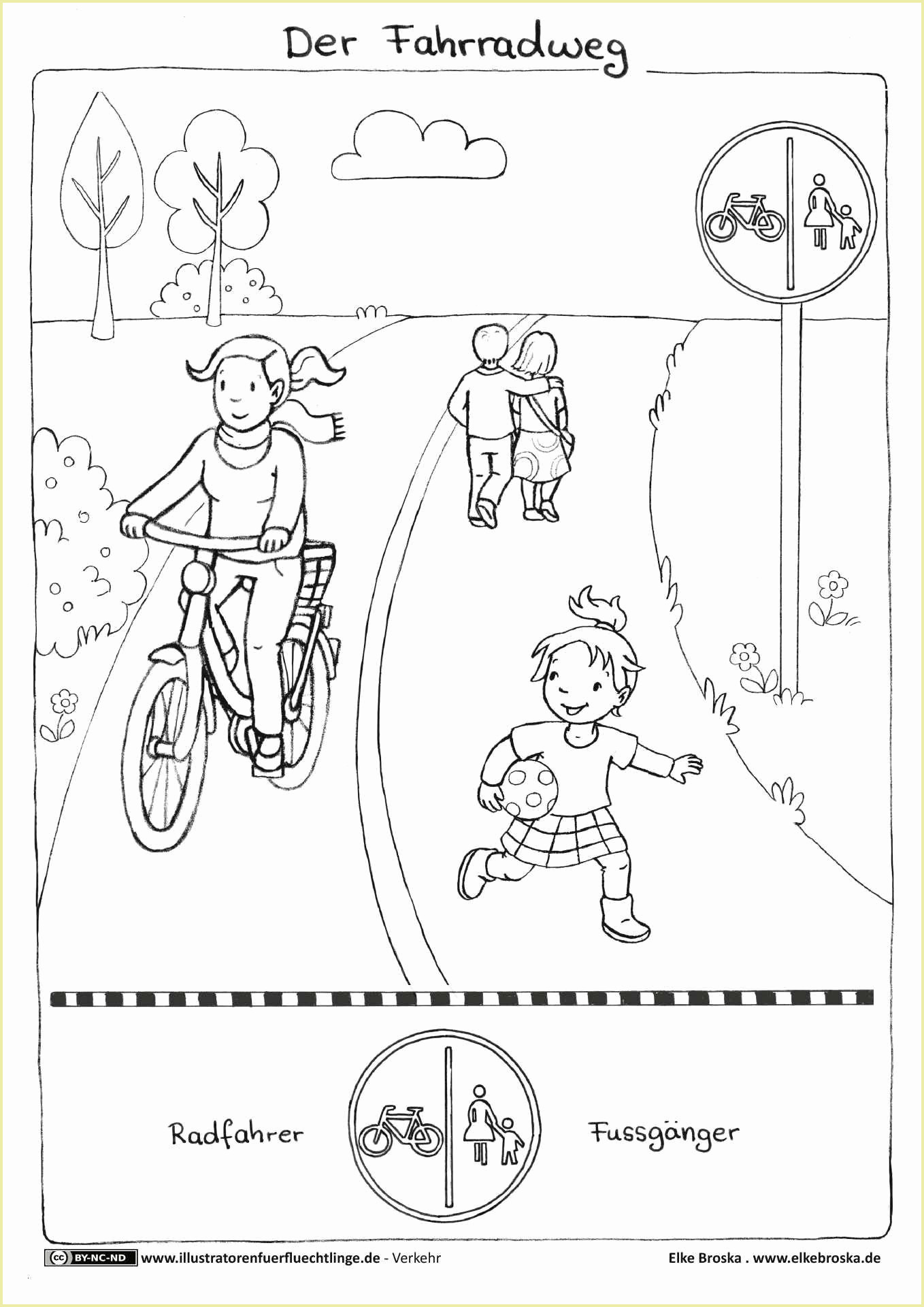 Ausmalbilder Wald Inspirierend Verkehrserziehung Kindergarten Ausmalbilder Elsa Ausmalbild Fotos