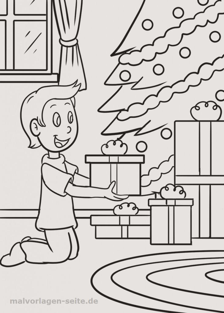 Ausmalbilder Weihnachtsmann Frisch Geschenke Zum Ausmalen 33 Schön Ausmalbilder Garten Bilder