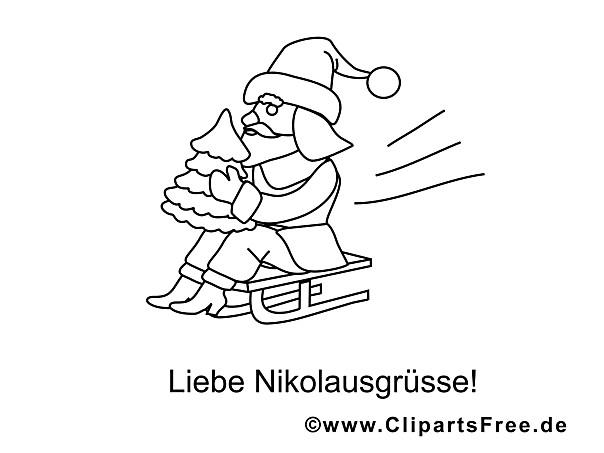 Ausmalbilder Weihnachtsmann Neu Ausmalbilder Weihnachtsmann Mit Schlitten Archives Ae Galerie
