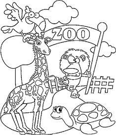 Ausmalbilder Zoo Genial 10 Best Ausmalbilder Kindergarten Images In 2018 Fotografieren