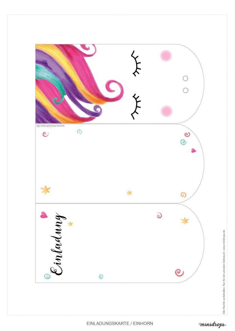 Ausmalbilder Zum Ausdrucken Einhorn Einzigartig Süße Einhorn Einladungskarte Zum Ausdrucken Ada Diy Bilder