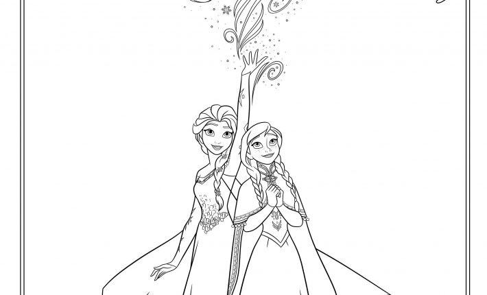 Disney Ausmalbilder Online Ausmalen Frisch Ausmalbilder Zum Ausdrucken Disney Die Eiskönigin Ideen Das Bild