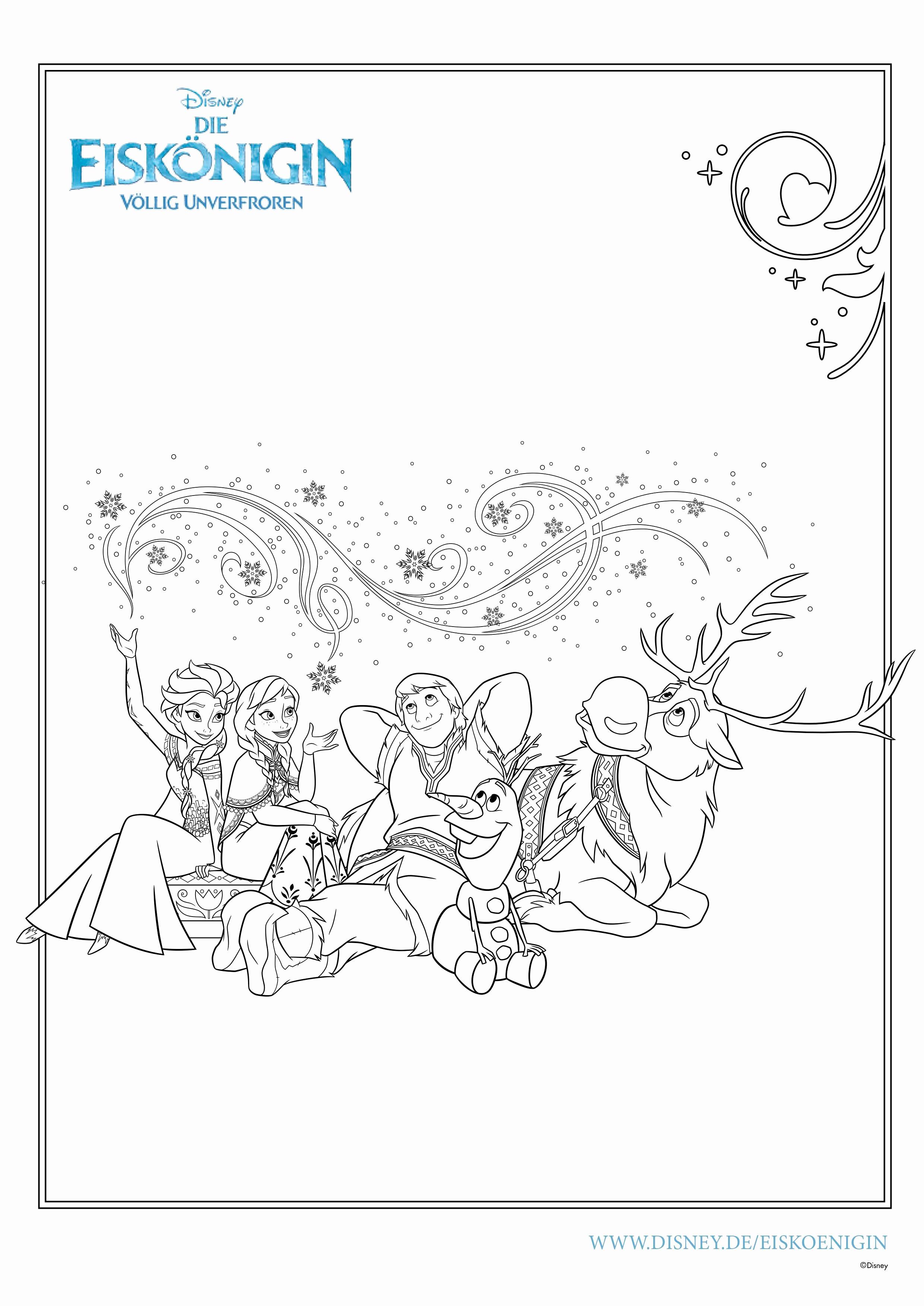 Disney Ausmalbilder Online Ausmalen Genial Anna Und Elsa Ausmalbilder Zum Ausdrucken Genial Stock