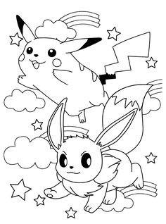 Malvorlagen Pokemon Pikachu Das Beste Von Die Besten Bilder Von Ausmalvorlagen & Prints In 2019 Das Bild