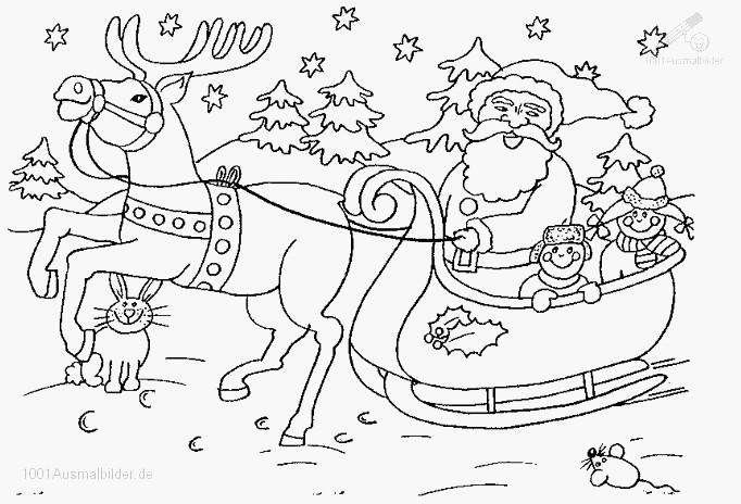 1001 Ausmalbilder Weihnachten Inspirierend Weihnachten Ausmalbilder Rentier Ausmalbilder Weihnachten Fotos