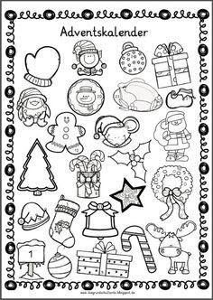 1001 Ausmalbilder Weihnachten Neu Die 9 Besten Bilder Von Adventskalender Zum Ausmalen Sammlung