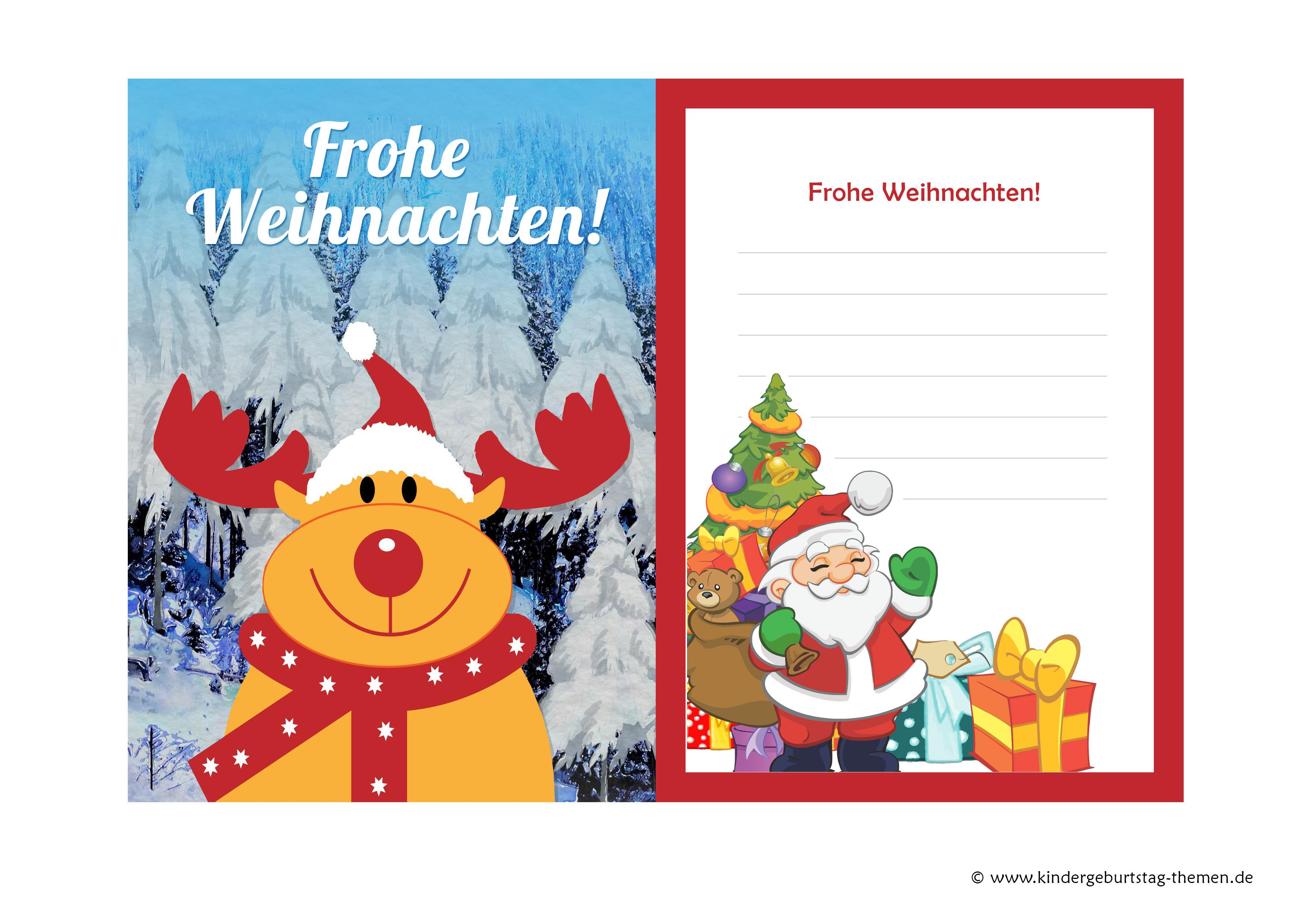 Ausmalbilder Frohe Weihnachten Das Beste Von Drucke Selbst Weihnachtskarten Kostenlos Line Gestalten Bild