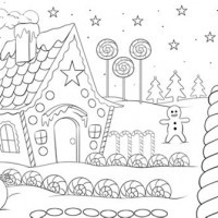 Ausmalbilder Frohe Weihnachten Frisch Weihnachtsbilder Malen Malvorlagen Weihnachten Stock