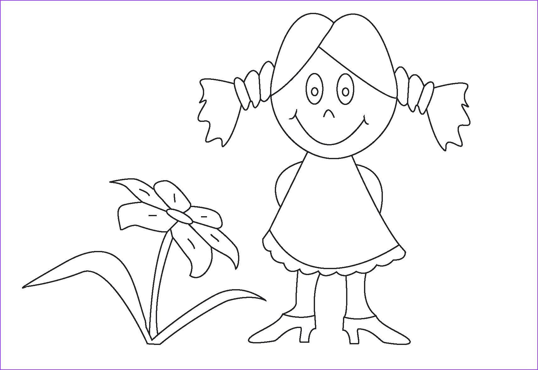 Ausmalbilder Für Kleinkinder Weihnachten Genial Ausmalbilder Für Mädchen Mädchen Malvorlage Wunderschön Fotos
