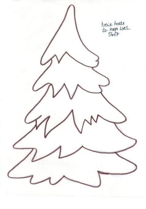 Ausmalbilder Weihnachten Christbaum Genial Malvorlage Tannenbaum Weihnachtsbaum Vorlage 600 Malvorlage Das Bild