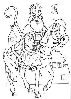 Ausmalbilder Weihnachten Christlich Einzigartig Die 9 Besten Bilder Von Bischof Nikolaus Bilder