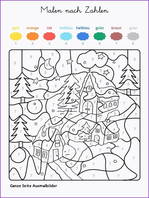 Ausmalbilder Weihnachten Erwachsene Kostenlos Einzigartig Malen Nach Zahlen Kostenlos Neu Ganze Seite Ausmalbilder 43 Bild