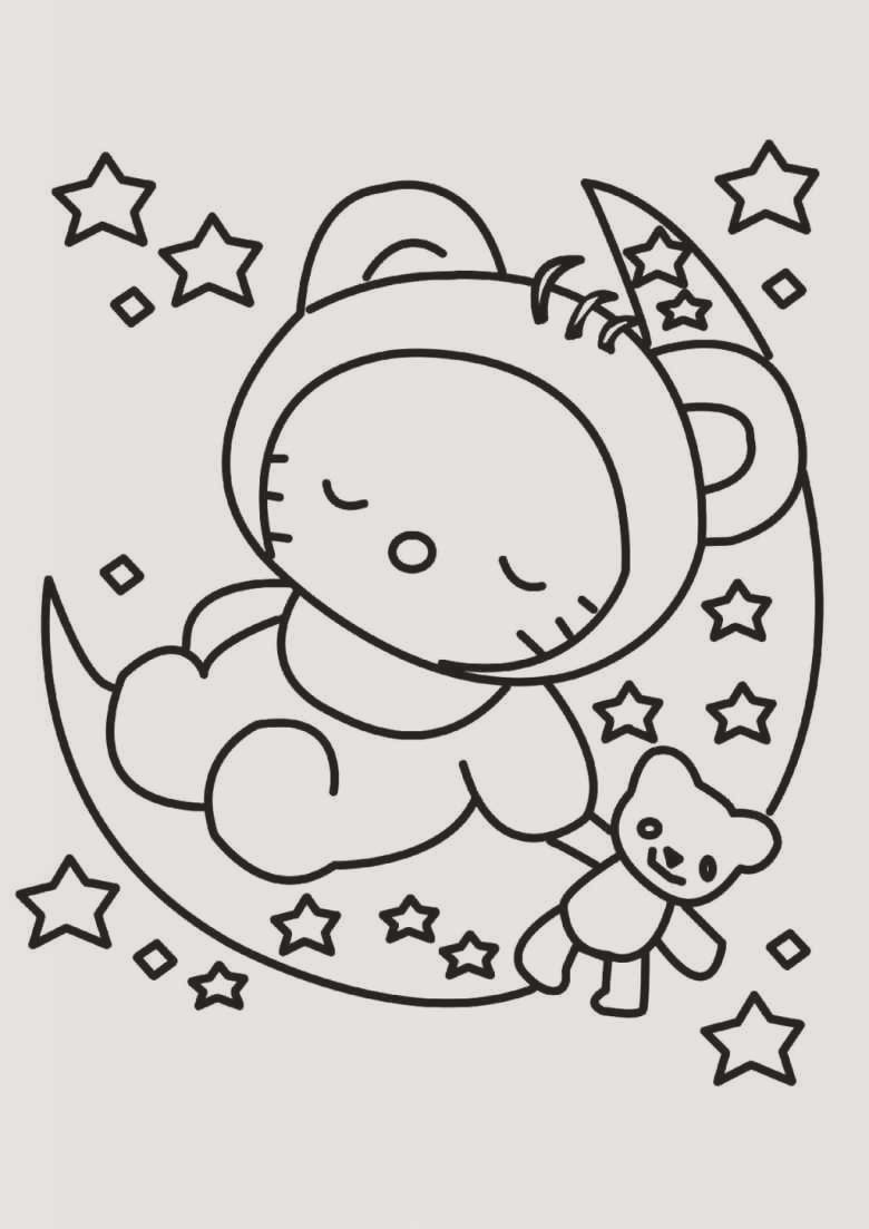 Ausmalbilder Weihnachten Hello Kitty Genial 30 Besten Ausmalbilder Hello Kitty Neuste Fotografieren