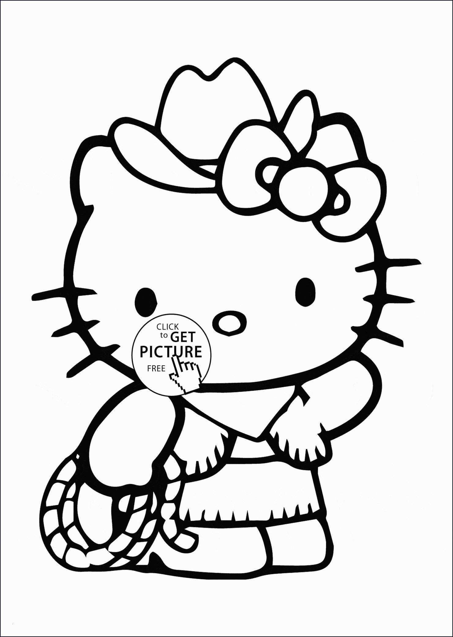 Ausmalbilder Weihnachten Hello Kitty Genial Hello Kitty Para Colorear Sammlung