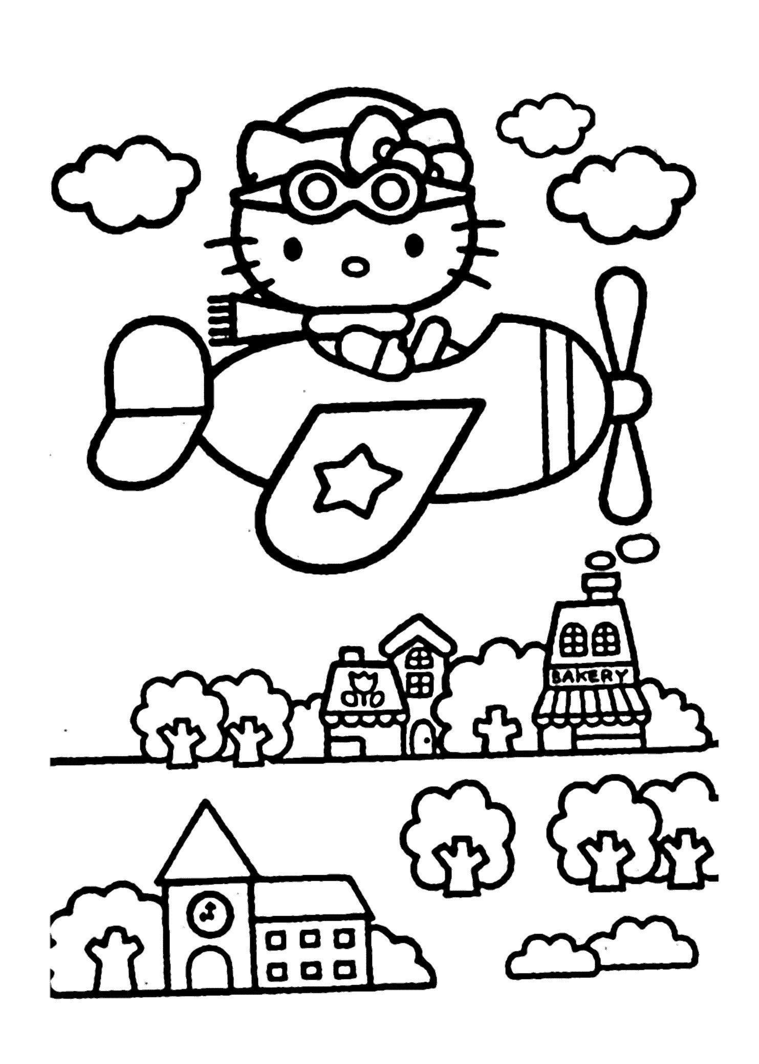 Ausmalbilder Weihnachten Hello Kitty Neu Hello Kitty Coloring Pages Best Lovely Free Coloring Bilder