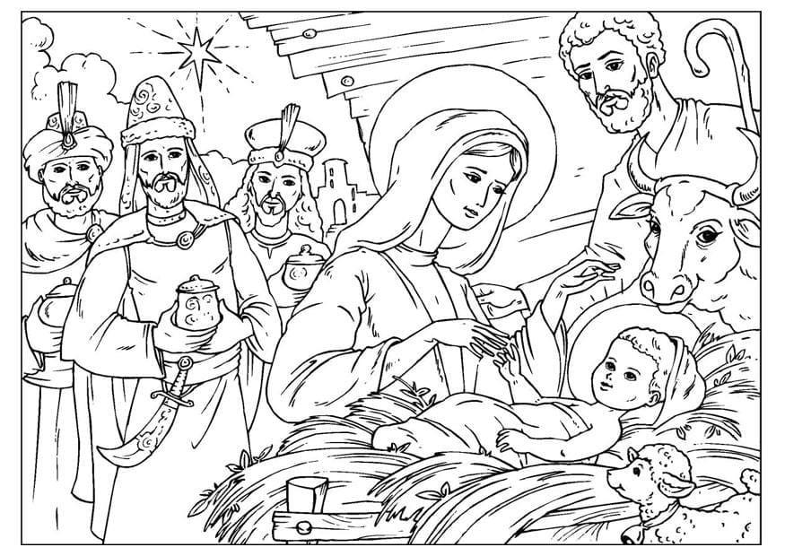 Ausmalbilder Weihnachten Jesu Geburt Das Beste Von Infogb – Page 139 Fotos