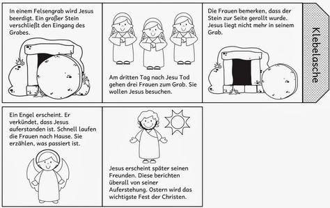 Ausmalbilder Weihnachten Jesu Geburt Einzigartig Ideenreise Warum Wir Ostern Feiern Leporello Bild