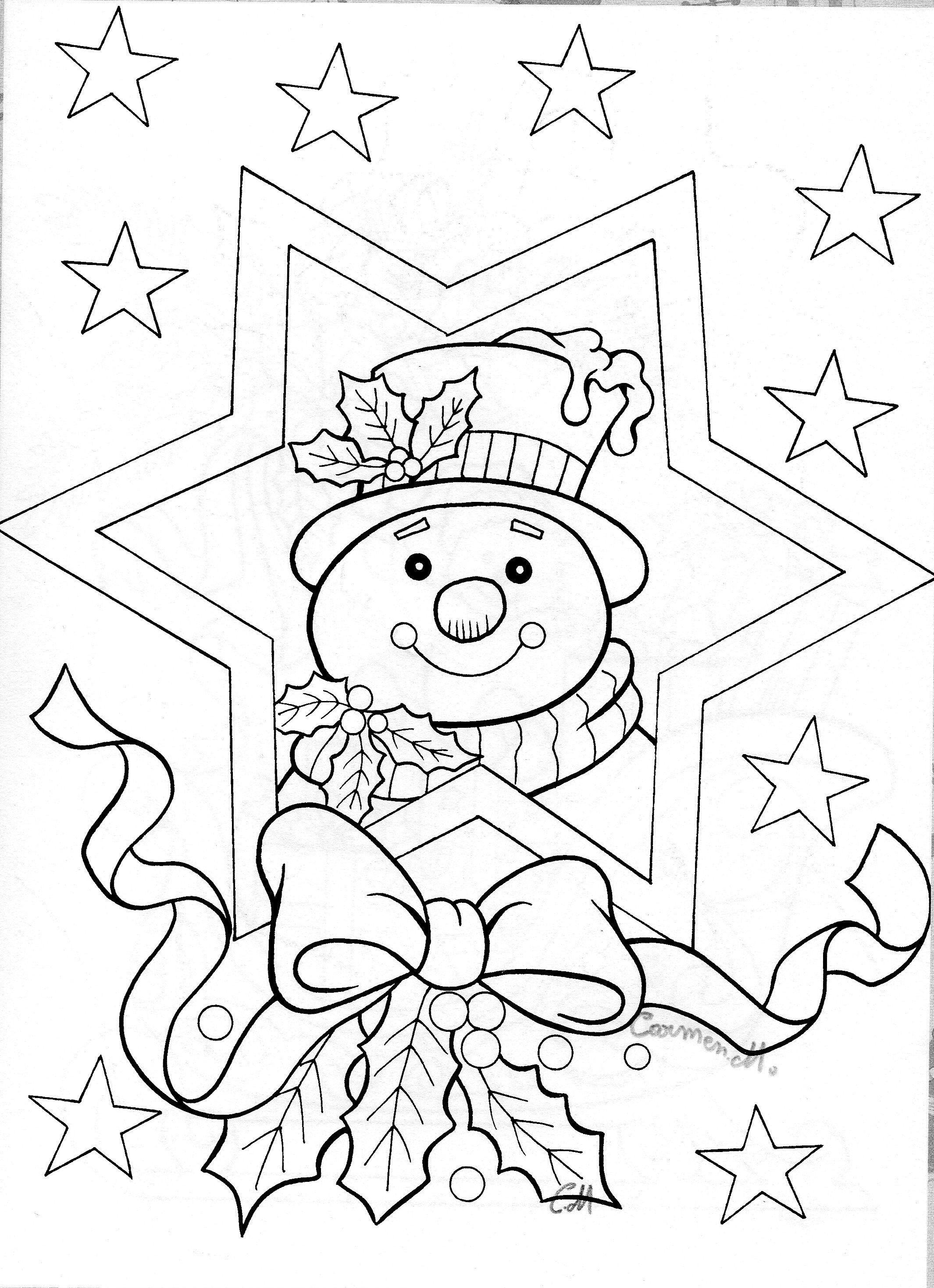 Ausmalbilder Weihnachten Kostenlos Drucken Neu Herr Schneemann Zu Weihnachten Ausmalbild Malvorlage Das Bild