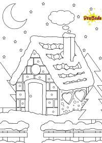 Ausmalbilder Weihnachten Lebkuchenhaus Neu √ Ausmalbilder Weihnachten Grundschule Sammlung