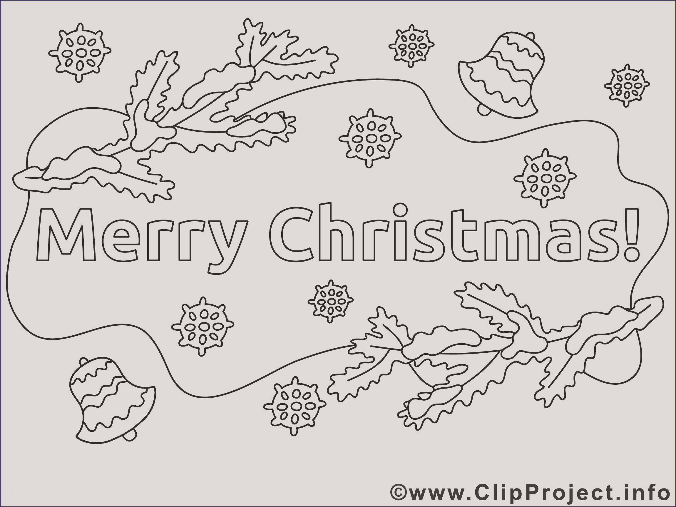Ausmalbilder Weihnachten Merry Christmas Frisch 31 Kostenlose Ausmalbilder Weihnachten Kostenlos Ausdrucken Das Bild