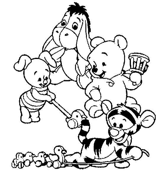 Ausmalbilder Weihnachten Nussknacker Das Beste Von Winnie the Pooh Coloring Page Malen Pinterest Fotografieren