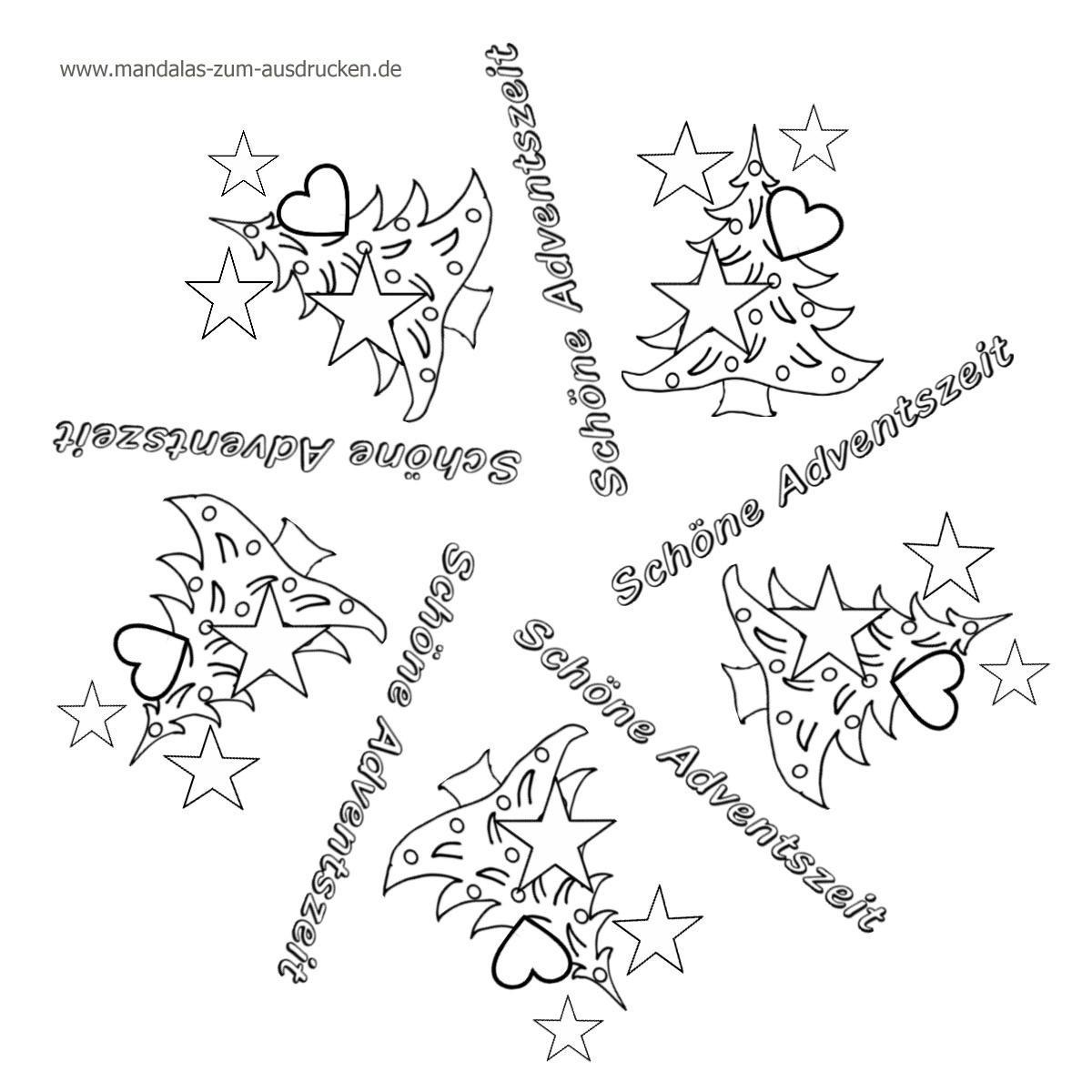Ausmalbilder Weihnachten Online Einzigartig Ausmalbilder Weihnachten Mandala Weihnachten Mandala Galerie