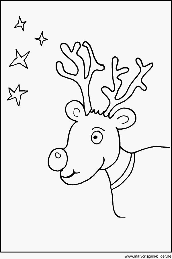 Ausmalbilder Weihnachten Rudolph Das Beste Von Weihnachten Ausmalbilder Rentier Ausmalbilder Weihnachten Stock