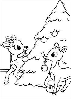 Ausmalbilder Weihnachten Rudolph Neu Die 37 Besten Bilder Von Kostenlose Ausmalbilder Galerie