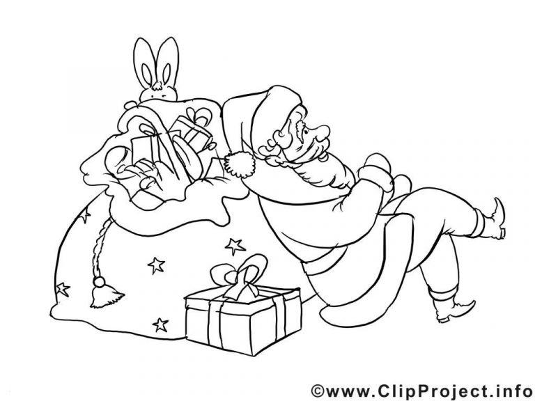 ausmalbilder weihnachten schlitten einzigartig