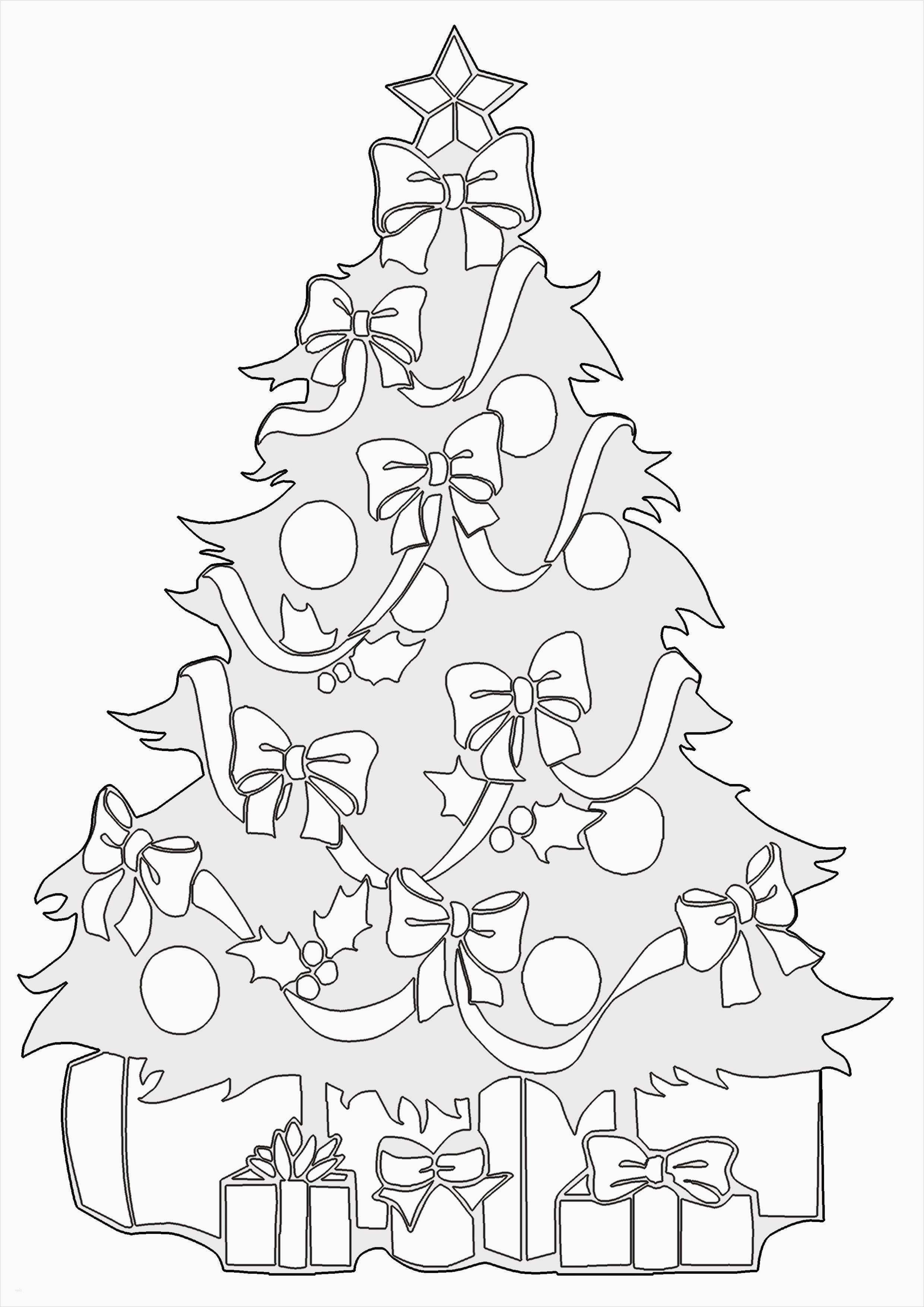Ausmalbilder Weihnachten Tannenbaum Inspirierend Weihnachtsbaum Vorlage Zum Ausdrucken Erstaunlich Tannenbaum Sammlung