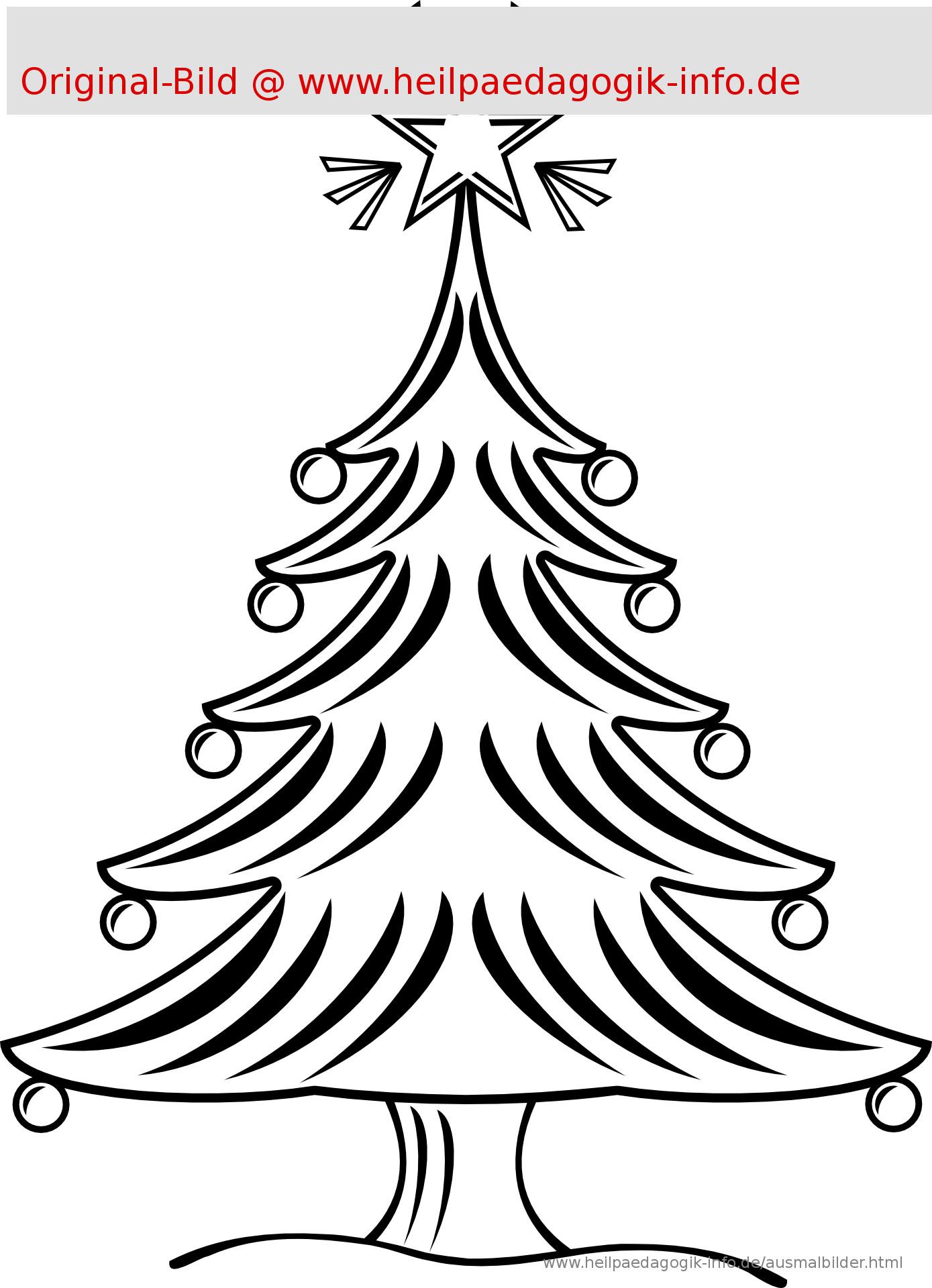 Ausmalbilder Weihnachten Tannenbaum Mit Geschenken Einzigartig Ausmalbilder Weihnachten Stock