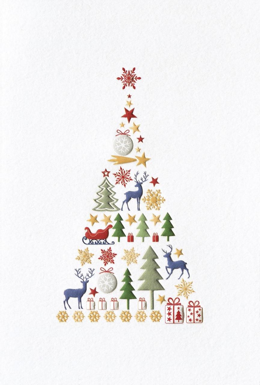 Ausmalbilder Weihnachten Tannenbaum Mit Geschenken Einzigartig Weihnachtsbaum Stern — Prov Sport Sent Stock