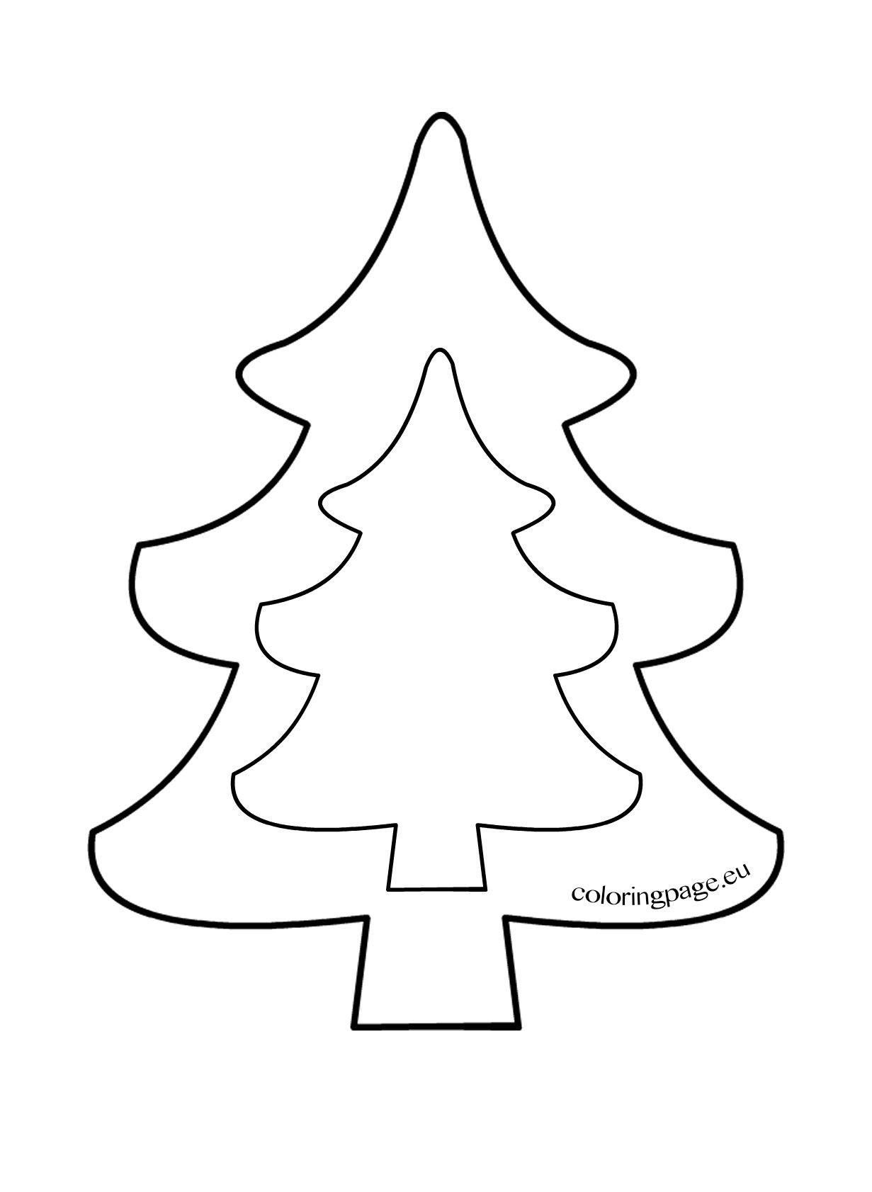 Ausmalbilder Weihnachten Tannenbaum Neu Ausmalbild Tannenbaum Einzigartig Weihnachtsbaum Vorlage Zu Sammlung