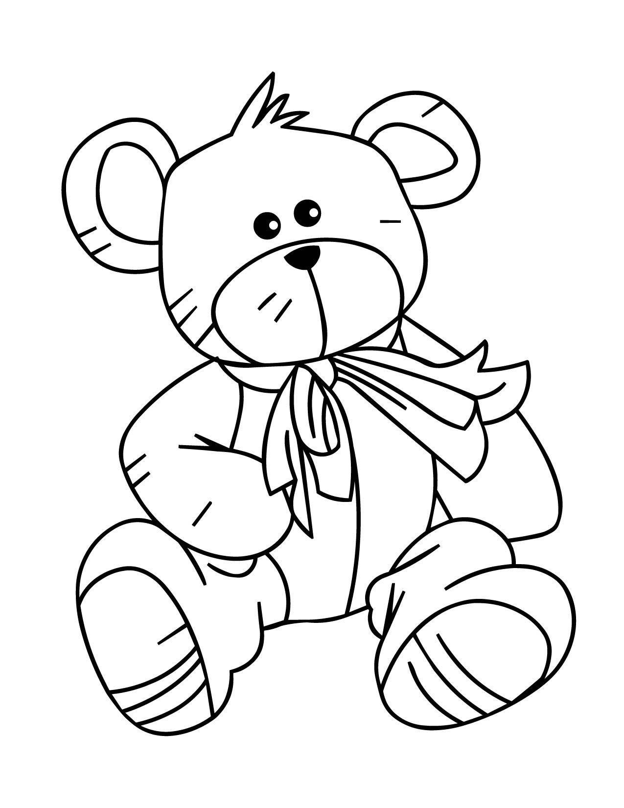Ausmalbilder Weihnachten Teddy Frisch Einhorn Bilder Zum Drucken New Cooloring Book Teddy Bear Bild