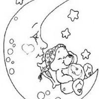 Ausmalbilder Weihnachten Teddy Genial Micky Maus Malvorlage Mond Fotos