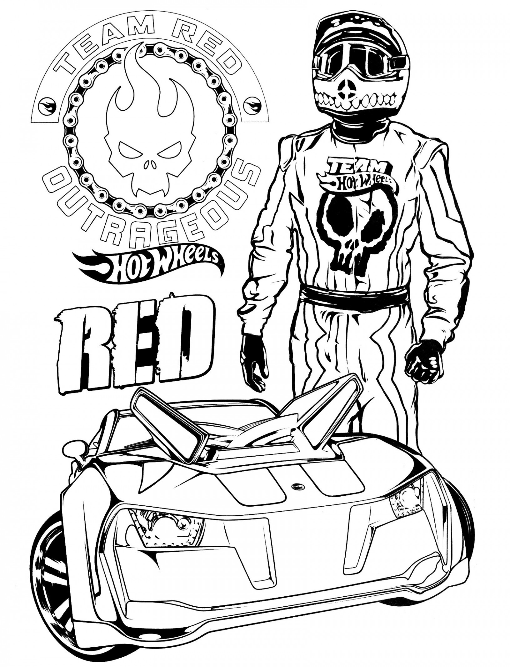 Ausmalbilder Weihnachten Teddy Inspirierend Ausmalbilder Hot Wheels Hot Wheels Coloring Book Sammlung