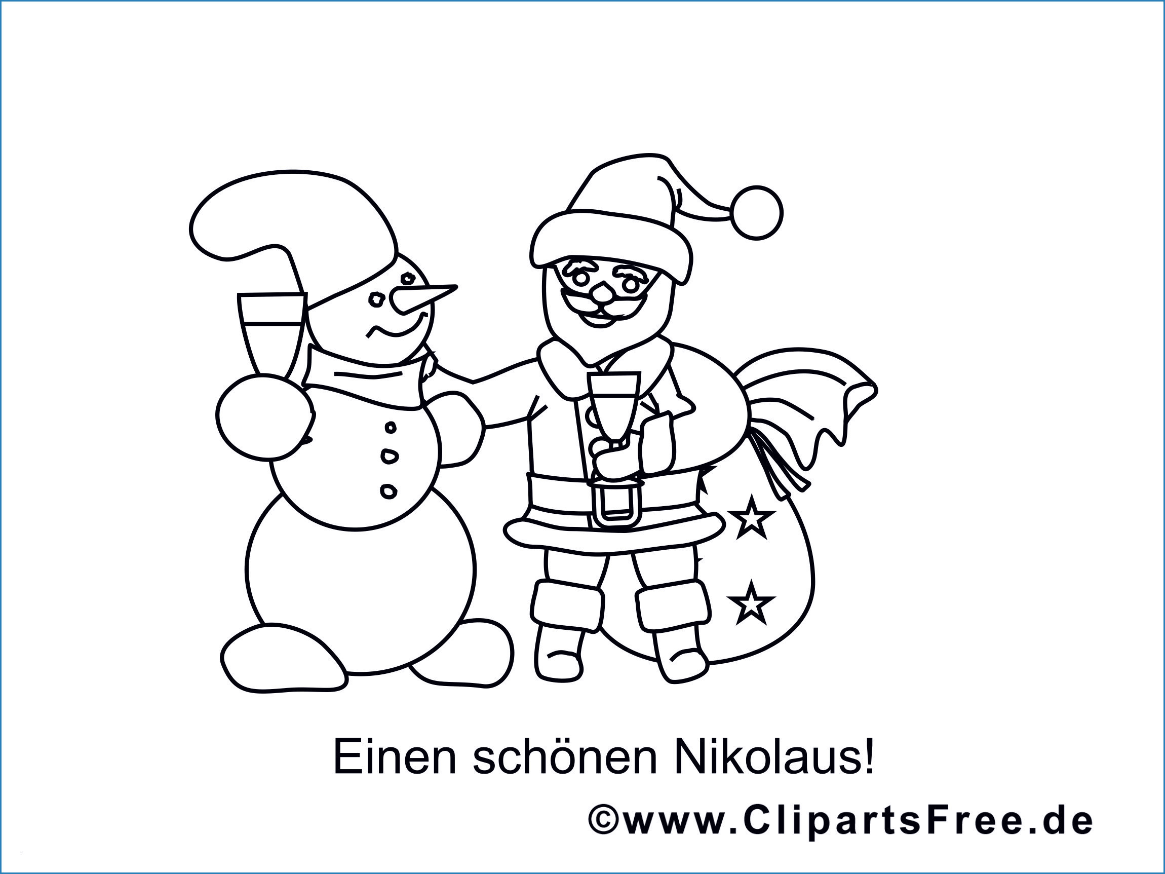 Ausmalbilder Weihnachten Vorlagen Neu Schneemann Vorlage Zum Ausdrucken Elegant Ausmalbilder Das Bild