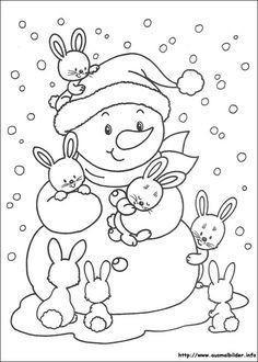 Ausmalbilder Weihnachten Winter Frisch Weihnachtsbilder Malen Malvorlagen Weihnachten Sammlung
