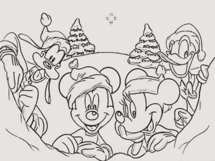 Ausmalbilder Weihnachten Winter Neu Ausmalbilder Weihnachten Disney 30 Besten Ausmalbilder Bild
