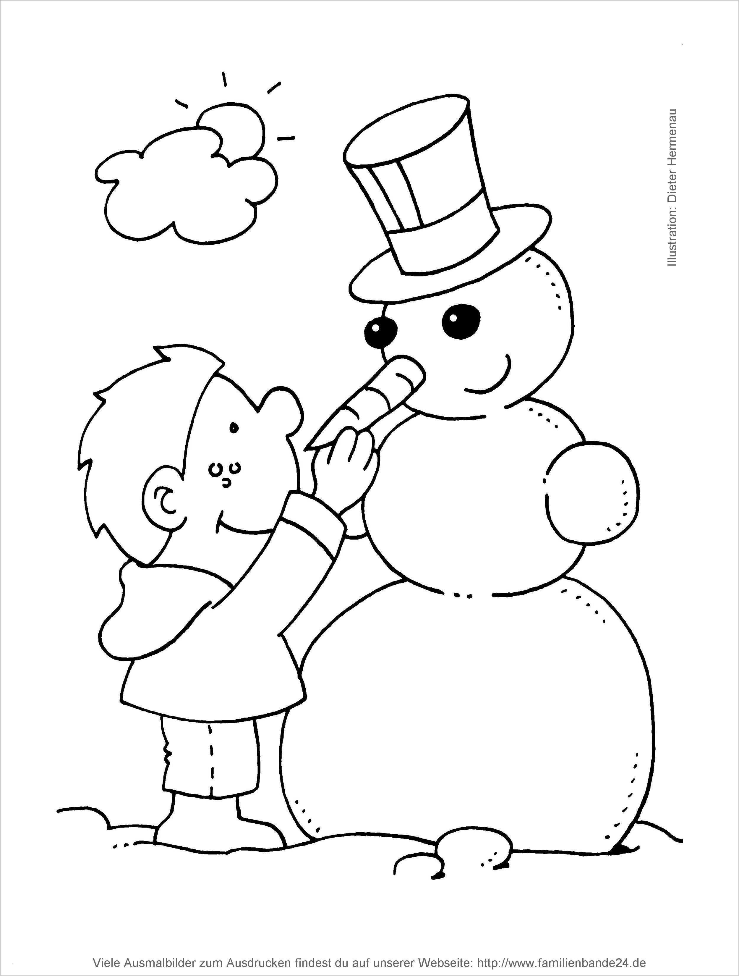 Ausmalbilder Zu Weihnachten Zum Ausdrucken Frisch Schneemann Bilder Zum Ausdrucken Einfach 90 Das Beste Von Das Bild