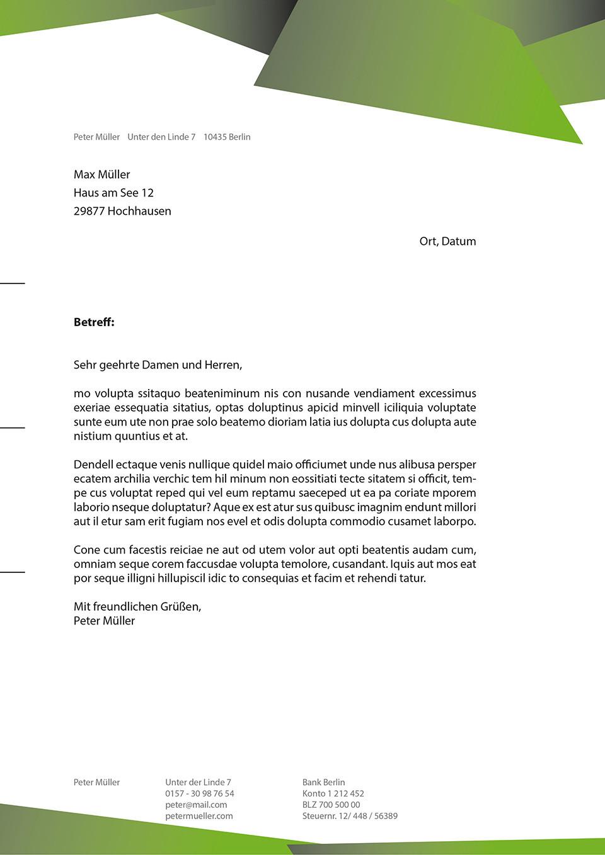 """Malvorlagen Weihnachten Din A4 Inspirierend Briefpapier Vorlage """"green Breeze"""" – Grafikshopper Bild"""