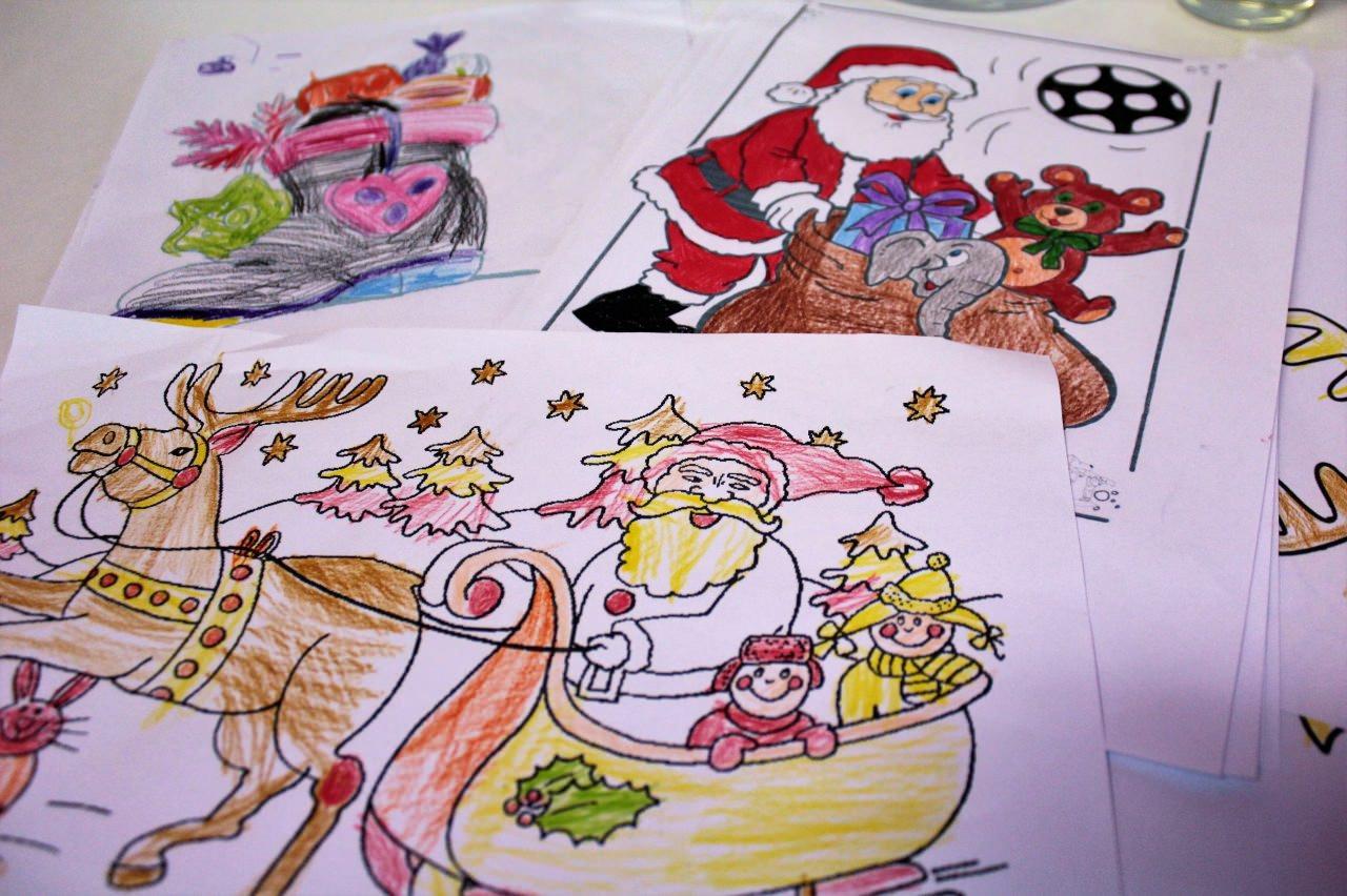 Malvorlagen Weihnachten Kinder Frisch Basteln Mit toilettenpapierrollen Weihnachten — Prov Sport Sent Bild