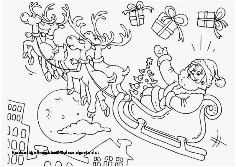 Malvorlagen Weihnachten Kostenlos Genial Kostenlose Ausmalbilder Weihnachten Bild