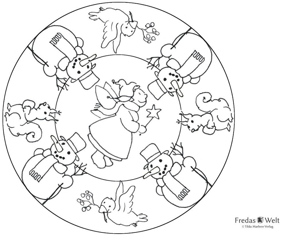 Mandala Ausmalbilder Für Weihnachten Weihnachtsvorlagen Inspirierend Ausmalbilder Einhorn Weihnachten Malvorlagen Für Kinder Bilder