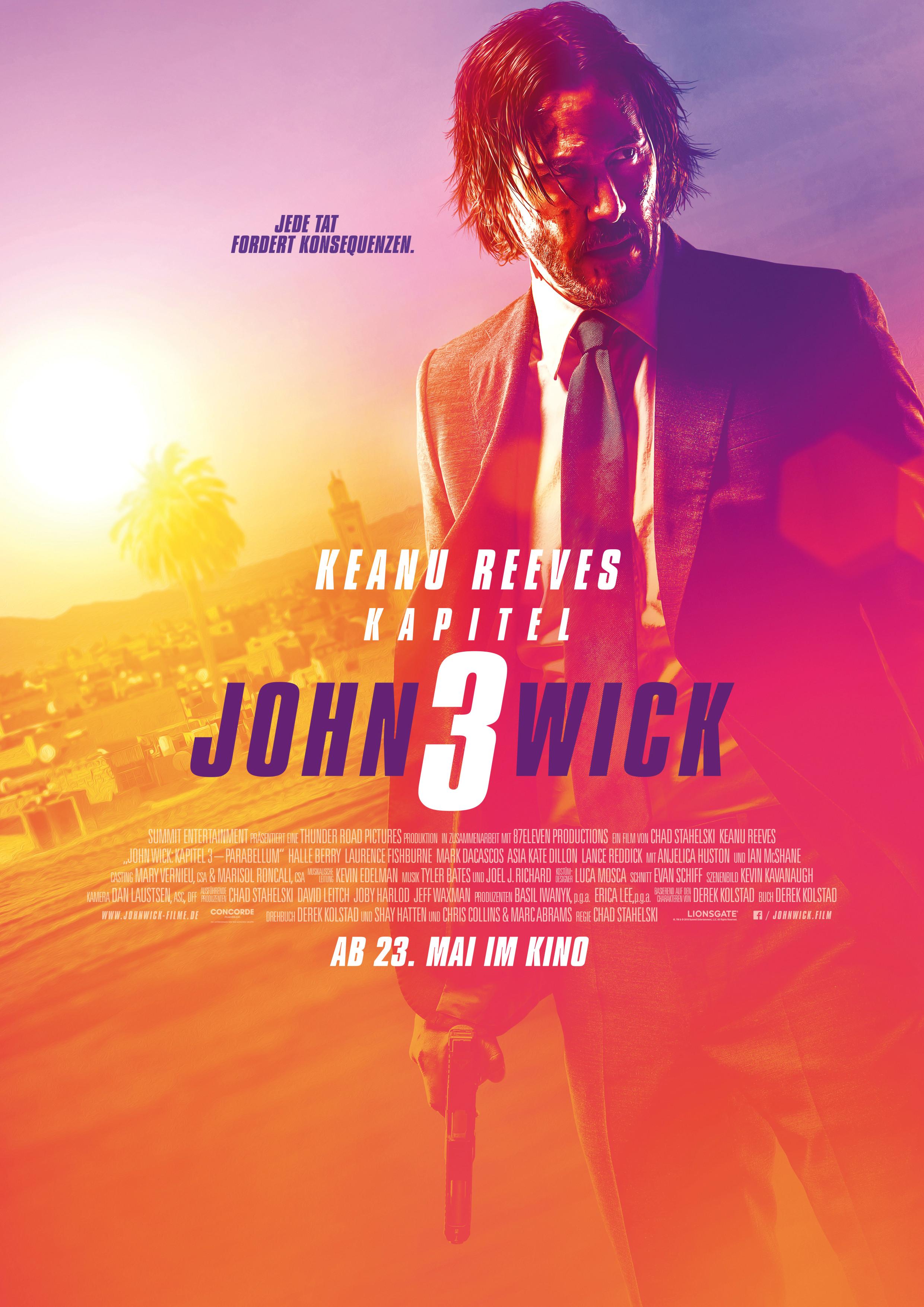 Schöne Ausmalbilder Zu Weihnachten Neu John Wick Kapitel 3 2019 · Trailer · Kritik · Kino Sammlung