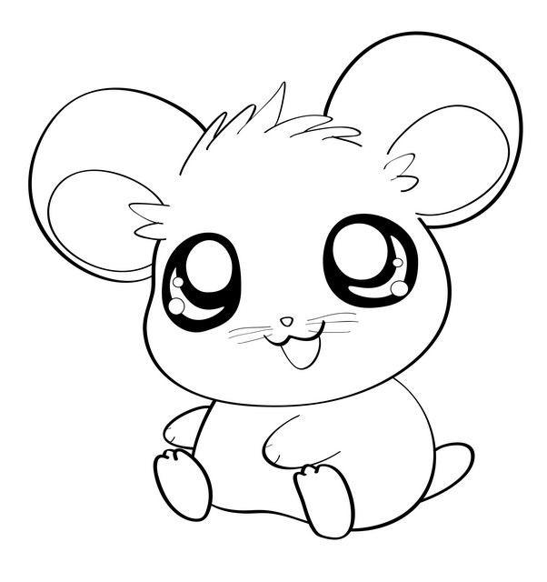 Ausmalbilder Prinzessin Baby Genial Draw An Anime Hamster 3ldq Bilder