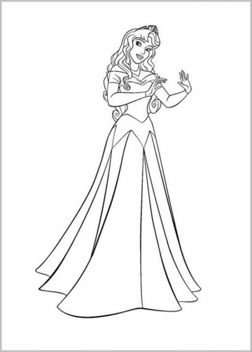 Ausmalbilder Prinzessin Disney Prinzessinnen Einzigartig Disney Princess Malvorlagen Kostenlos Budm Bild