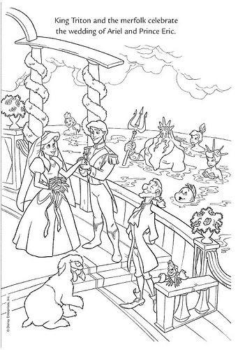 Ausmalbilder Prinzessin Disney Prinzessinnen Genial Wedding Wishes 41 by Disney Ual Via Flickr Ariel Prince Thdr Sammlung